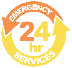 24 Hour Emergency HVAC Service Available