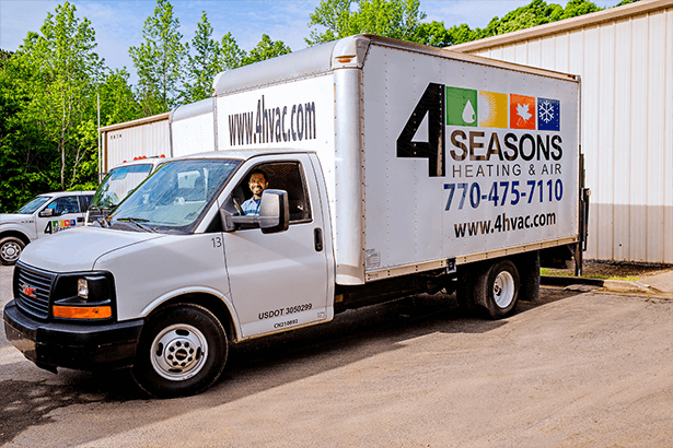 Full Service Heating & Air Company in Alpharetta, Georgia | 4 Seasons Heating & Air