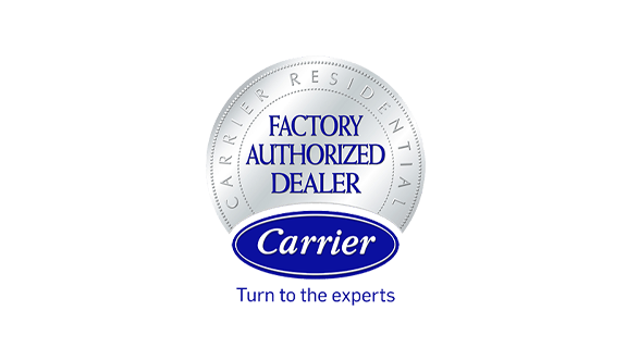 Carrier Factory Authorized Dealer Logo - small