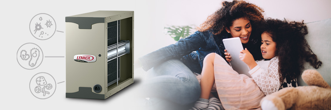 Lennox PureAir Indoor Air Quality - 4 Seasons Heating and Air